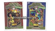 2 Pack Los 10 Diez Mandamientos DVD NEW Para Ninos 1ra y 2da Parte SHIPS NOW