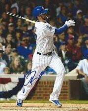 KRIS BRYANT signed autographed CHICAGO CUBS 8X10 photo W/COA  PROOF RARE