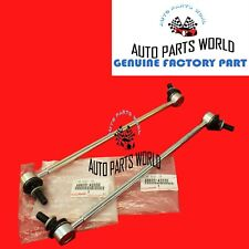 GENUINE OEM TOYOTA 06-18 RAV4 LEXUS SCION FRONT SWAY BAR LINKS SET 48820-42030