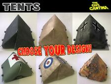 Lego Custom Minifigure Star Wars Roman Vietnam Ww1 World War 2 Custom Army Tents