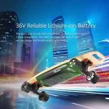 "8"" Megawheels Gs01 Electric skateboard dual Motors 500w Lithium"