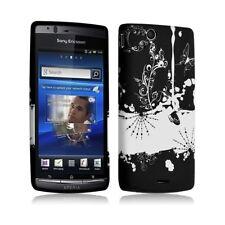 Housse étui coque gel pour Sony Ericsson Xperia Arc / Arc S motif HF32