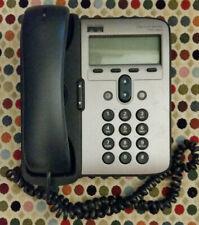 Cisco IP Phone 7905 Series VoIP PoE 7905G unified IP Telefon 1A funktionstüchtig