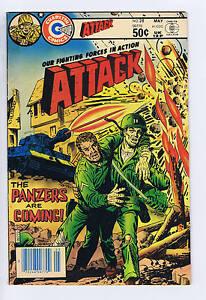 Attack #28 Charlton 1981