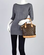 Louis Vuitton Vintage Monogram Lockit Pm Bag.AUTHENTIC. NO RESERVE