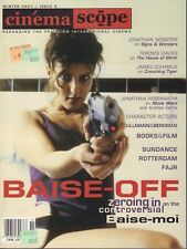 Cinema Scope Winter 2001 Baise-Moi Jonathan Nossiter 022718DBE