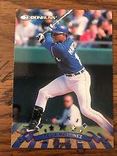 1998 Donruss Felix Martinez Kansas city Royals Rookie Card RC 343