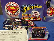 ACTION #3 DALE EARNHARDT JR. AC DELCO DC SUPERMAN MONTE CARLO SS 1:24