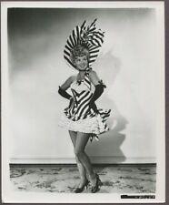 Judy Holliday 1950 Born Yesterday Original Photo Showgirl Emma Billie Dawn J6508