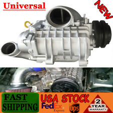 Car Suv Supercharger Compressor Blower Booster Turbine For 2 35l Cherokee Roots