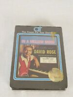 David Rose In A Mellow Mood 8 Track Tape Factory Sealed
