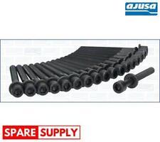 Bolt Kit, Culasse Pour Nissan Ajusa 81031400