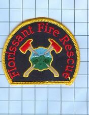 Fire Patch - FLORISSANT FIRE RESCUE