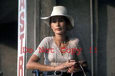 Nina Rindt ritratto italiano GRAND PRIX 1970 fotografia 1