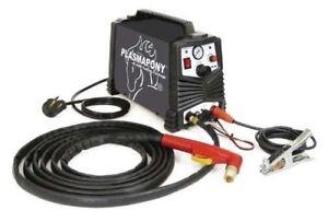 PLASMAPONY® Plasma Cutter, 40 Amp w/ 19' Torch - TB-PP40
