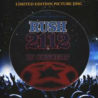 Rush - 2112 - In Concert Picture Disc Edition (Vinyl LP - 2020 - EU - Original)
