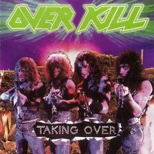 Overkill – Taking Over  - CD