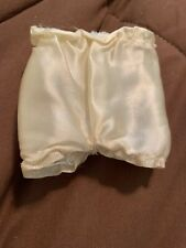 Vintage Silky Bloomers for Vogue Ginny Dress Off White