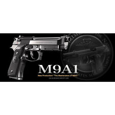 """""""No.54 M9A1"""" Tokyo Marui Over 18 years old Gas blow back Hand gun from Japan"""