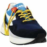 Diadora N9000 TXS H Mesh Sneakers Casual    - Blue - Mens