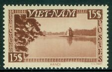 VIETNAM : 1951. Scott #12 Key Value. Very Fine, Mint Never Hinged. Cat $75.00.