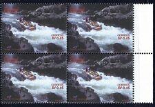 PANAMA BLOCK OF 4 STAMPS - TOURISM 1998 .45c STAMP #863 MNH OG