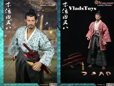 Lonely Ronin Japanese Samurai Action Figure 1/6 Scale WolfKing WK89017A USA