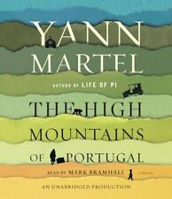 The High Mountains of Portugal by Yann Martel (2016, CD, Unabridged)