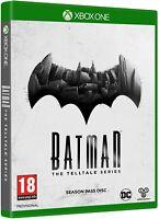Batman The Telltale Series Xbox One **FREE UK POSTAGE!!**