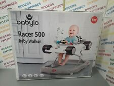 Babylo Racer 500 Baby Walker White/Grey NEW Box Untidy