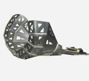 HUSABERG 2011-2014 BASH PLATE WITH PIPE GUARD 250/300 2T -TE