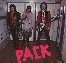 PACK - Self-Titled - LP CDN RE SS 70s Euro Punk Ltd Ed Rare OOP L@@K