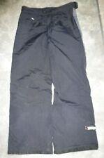 Spyder XTL Ski Snowboard Pants Men's Black 10K mm - Size M