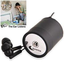 SPY dispositivo Amplificador de sonido para escuchar Tono pared SPRACHE Música