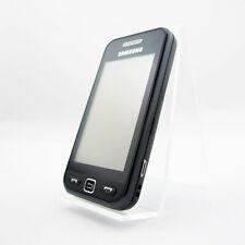 Samsung gt-s5230 negro sin bloqueo SIM para teléfono móvil más aceptable estado comerciante Ware