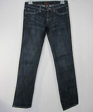 ED HARDY DENIM BY CHRISTIAN AUDIGIER JEANS PANTS SIZE 27 BLUE