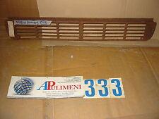 238/130 GRIGLIA/MASCHERINA ( 4404950 ) IN LAMIERA FIAT 238