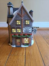 Department 56 Heritage Village Collection Dickens Village Kingsford's Brew House