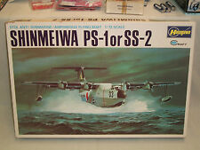 Hasegawa 1/72 Scale Shinmeiwa PS-1 or SS-2 Flying Boat