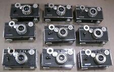 (9) Argus Range Finder Camera's 50mm Lens