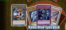 Yugi's 43-card Kaiba Blue-Eyes Deck 1st Sealed Stone of Ancients*+ Melody LDK2