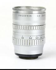 Lens Angenieux 2,5/75mm Type P3 #440588   C Mount