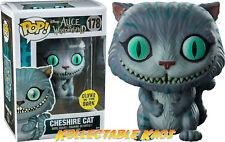 Alice in Wonderland - Cheshire Cat Glow Pop!+ POP PROTECTOR