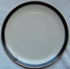Castleton china USA Persian Brocade dinner plate~David Leslie design~Saladmaster