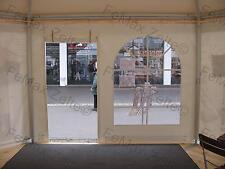 Pagodenzelt Pagode Partyzelt Eventzelt Gastrozelt FeMax 5mx5m Seitenhöhe 2,25 m