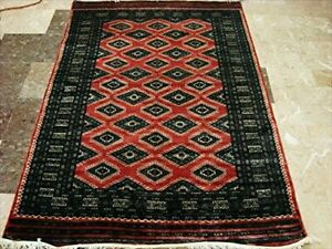 Exclusive Copper Jaldar Hand Knotted Rectangle Rug Mat Wool Silk Carpet (6 x 4)'
