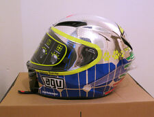 AGV Corsa Mugello 2015 MIrror LE Valentino Rossi DOT Motorcycle Helmet S/Small