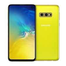 Samsung Galaxy S10e G970F-DS 128GB ROM 6GB RAM Dual SIM - [Amarillo de Canario]