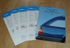 Mercedes T Series Estate Brochure 1986 200T 230TE 300TE 250TD W124