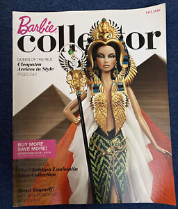 Barbie Collector Mag/Catalog Fall 2019
